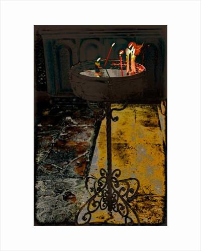Devotional Candles by Joy Lions