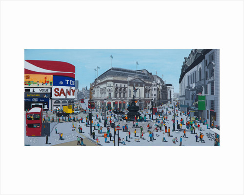 Piccadilly Circus by Lee Sellers