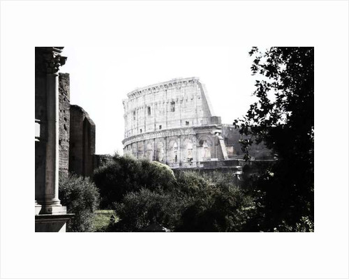 Rome Colosseum by Pat swain