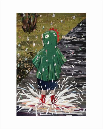 Monster Splash by Kirstie Adamson