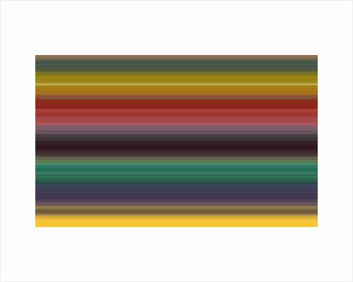 Palette VII, 2017 by Alex Caminker