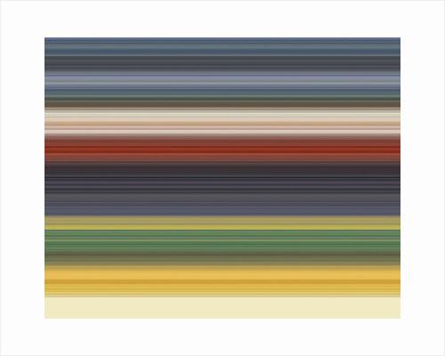 Palette, 2017 by Alex Caminker