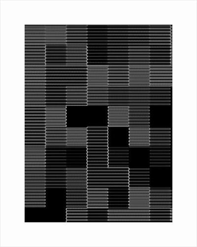 hidden structure, 2017 by Alex Caminker