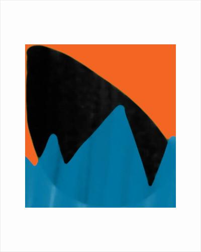 Waves, 2017 by Alex Caminker