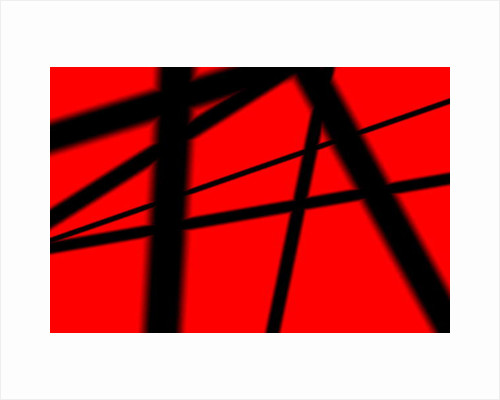Strings #3, 2017 by Alex Caminker