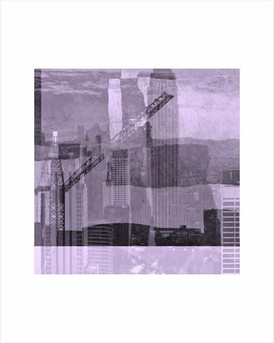 Cityscape, 2019 by Alex Caminker