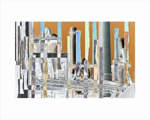 fabric II, 2019 by Alex Caminker