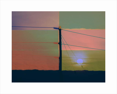 sound, 2019 by Alex Caminker