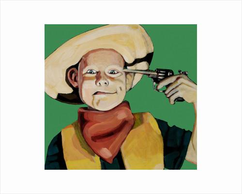 Stand Cowboy by Thomas MacGregor