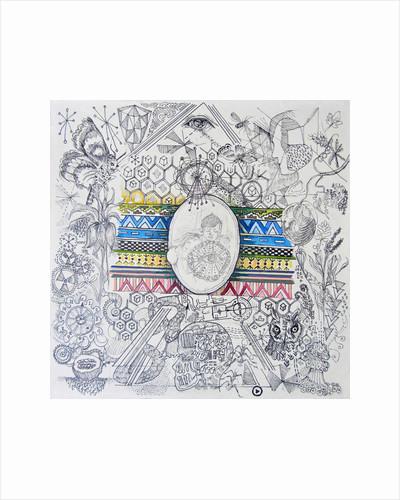 Chaos Theory, 2012 by Hazel Florez