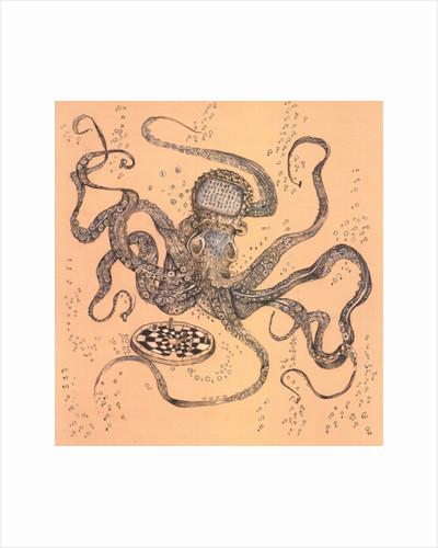 Octomedes by Hazel Florez