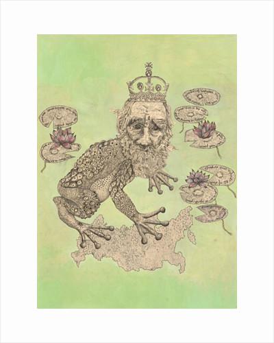 Toadstoy by Hazel Florez