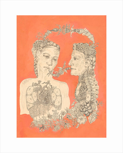The Lovers by Hazel Florez