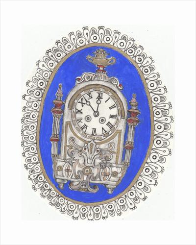 Clock by Hazel Florez