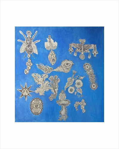 Echo's Symbols by Hazel Florez