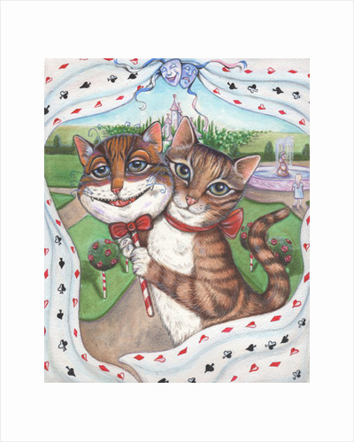 The Cheshire Cat, 2004 by Joanna Scott