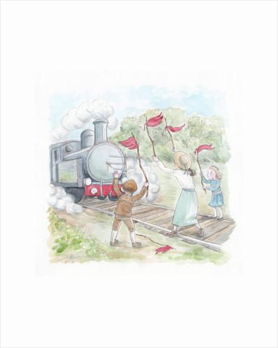 The Railway Children, 2016 by Joanna Scott