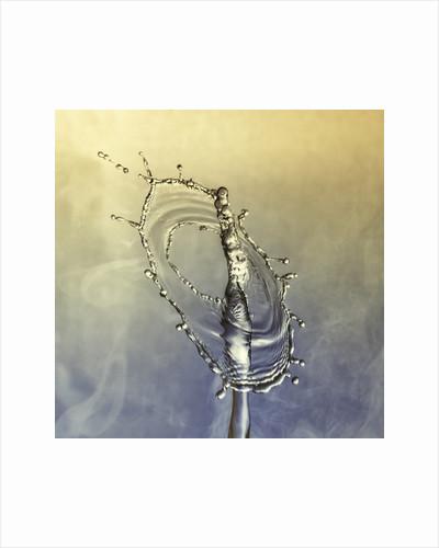 Droplet Collision 4, 2015 by Erik Brede