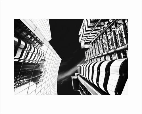 London Architecture Part 3, 2017 by Erik Brede