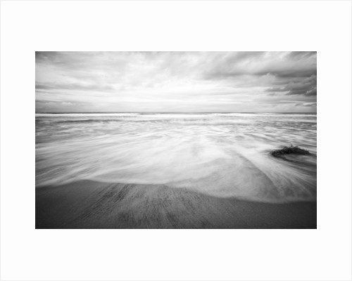 Monochrome Sea, 2017 by Joseph S Giacalone