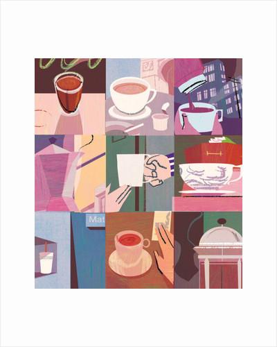 Coffee, 2014 by A.Richard Allen