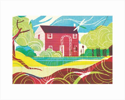 Cottage, 2010 by A.Richard Allen
