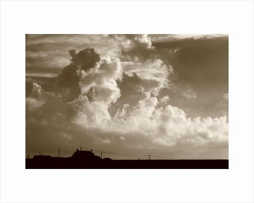 Big Sky at Dusk, 2012 by Paul Gillard