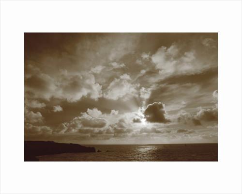 Cornish Seaview, 2014 by Paul Gillard