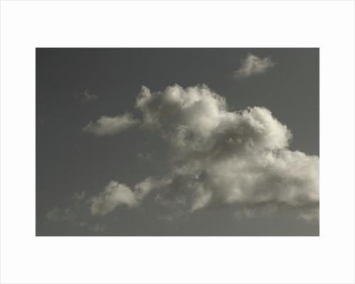 Cumulus Clouds, 2012 by Paul Gillard