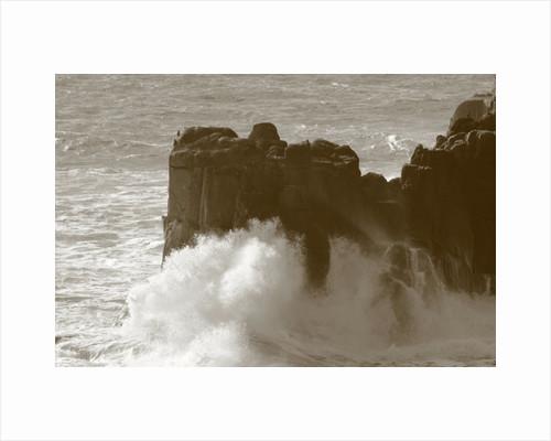Breaking Wave, 2012 by Paul Gillard