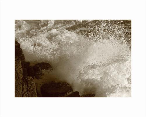Crashing Wave, 2012 by Paul Gillard