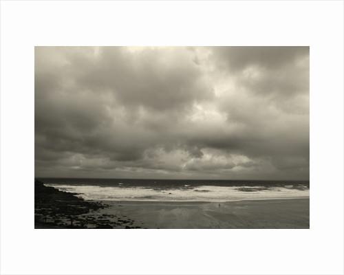 Beach and Clouds, 2012 by Paul Gillard
