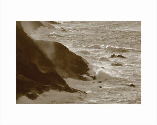 Cliffs and Surf, 2012 by Paul Gillard