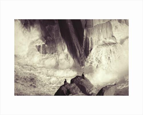 Crashing Waves, 2012 by Paul Gillard