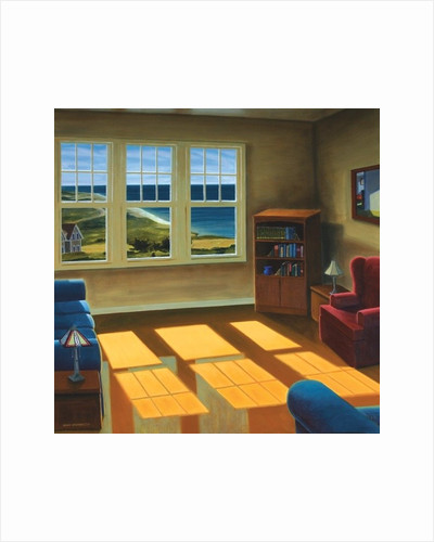 Apartment By The Sea by David Arsenault