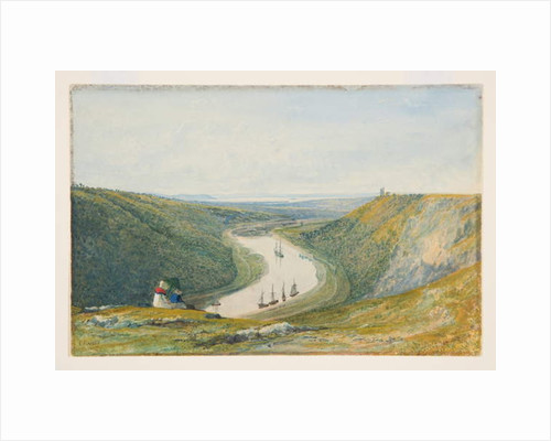 The Avon From Durdham Down, c.1821 by Francis Danby