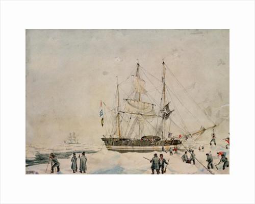 A View of Hyde Park by John Edward Davis