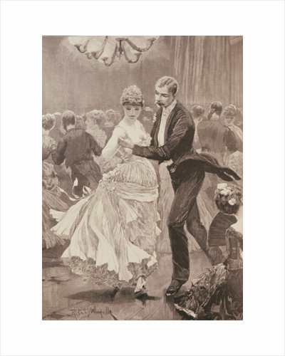 The Squire's Ball by Richard Caton II Woodville