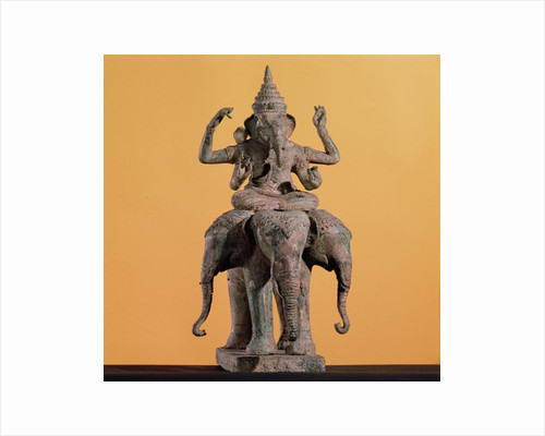 Statue of the Hindu God Ganesh by Unknown