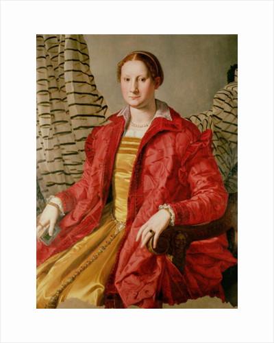 Portrait of Eleonora da Toledo by Agnolo Bronzino