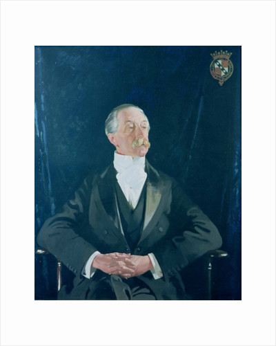 Charles Robert, 6th Earl Spencer by Sir William Orpen