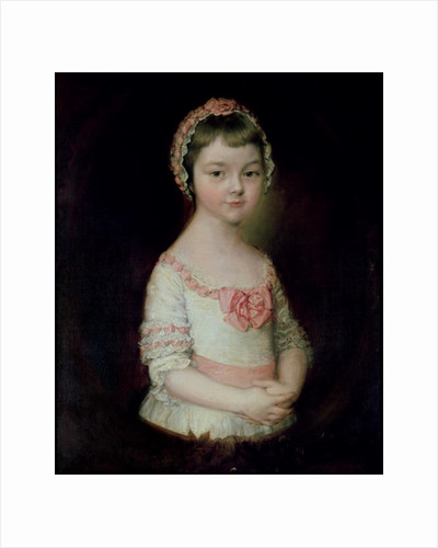 Georgiana Spencer, afterwards Duchess of Devonshire by Thomas Gainsborough