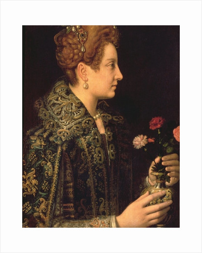 Portrait of a Woman by Sofonisba Anguissola