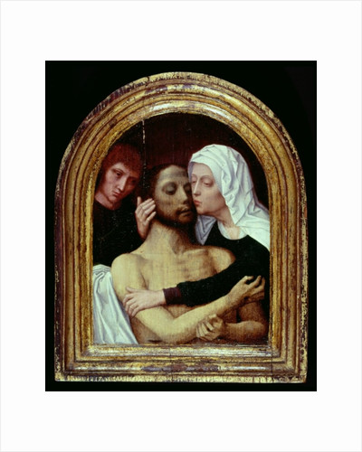 Descent from the Cross by Gerard David