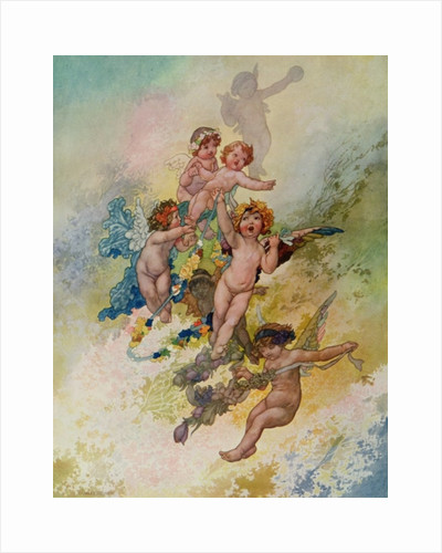 Spring from The Seasons by Charles Robinson