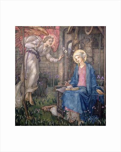 The Annunciation by Edward Reginald Frampton