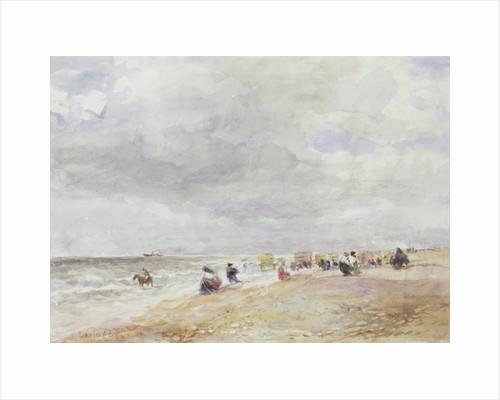 Rhyl Sands by David Cox