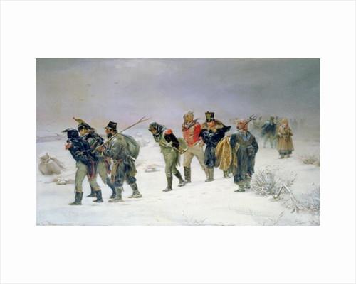 In the Year of 1812 by Illarion Mikhailovich Pryanishnikov