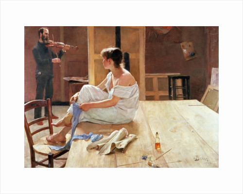 After the Pose by Sven Richard Bergh