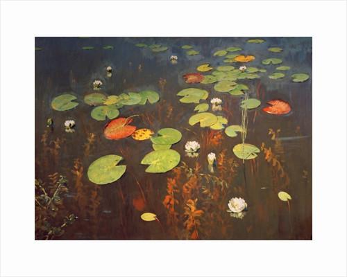 Water Lilies by Isaak Ilyich Levitan